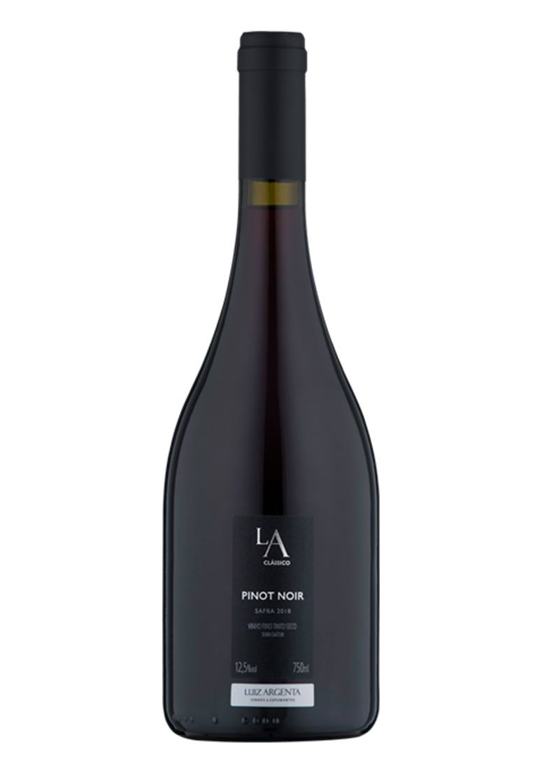 Luiz Argenta Pinot Noir Clássico 2018