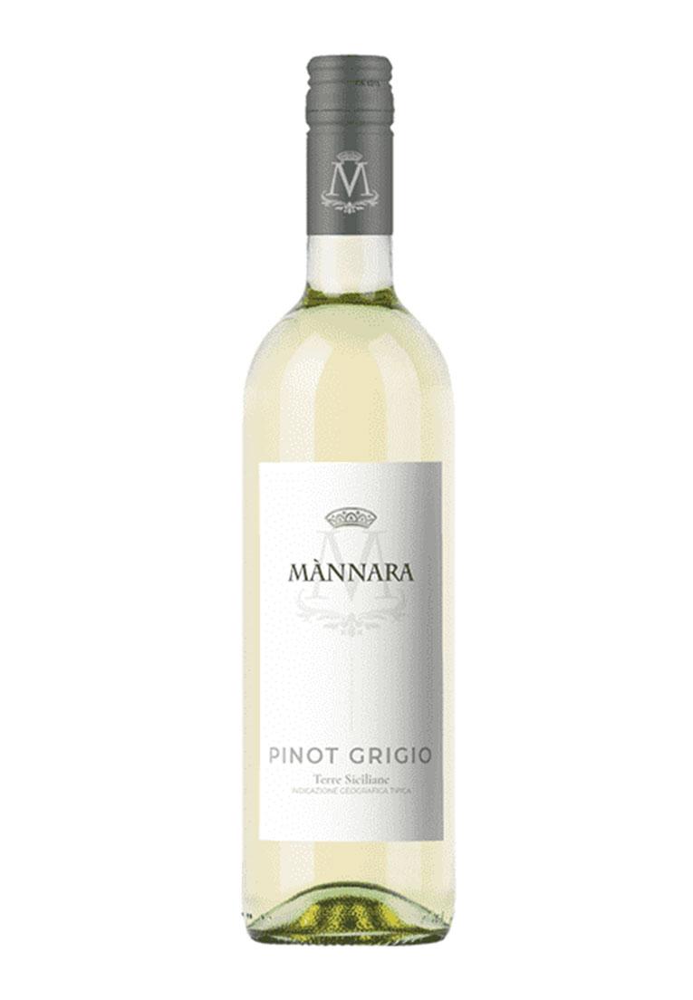 Mannara Pinot Grigio Terre Siciliane IGT 2019