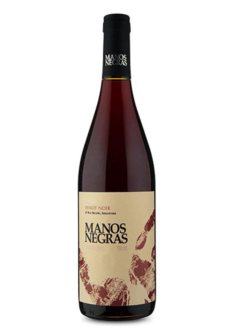Manos Negras Pinot Noir 2019