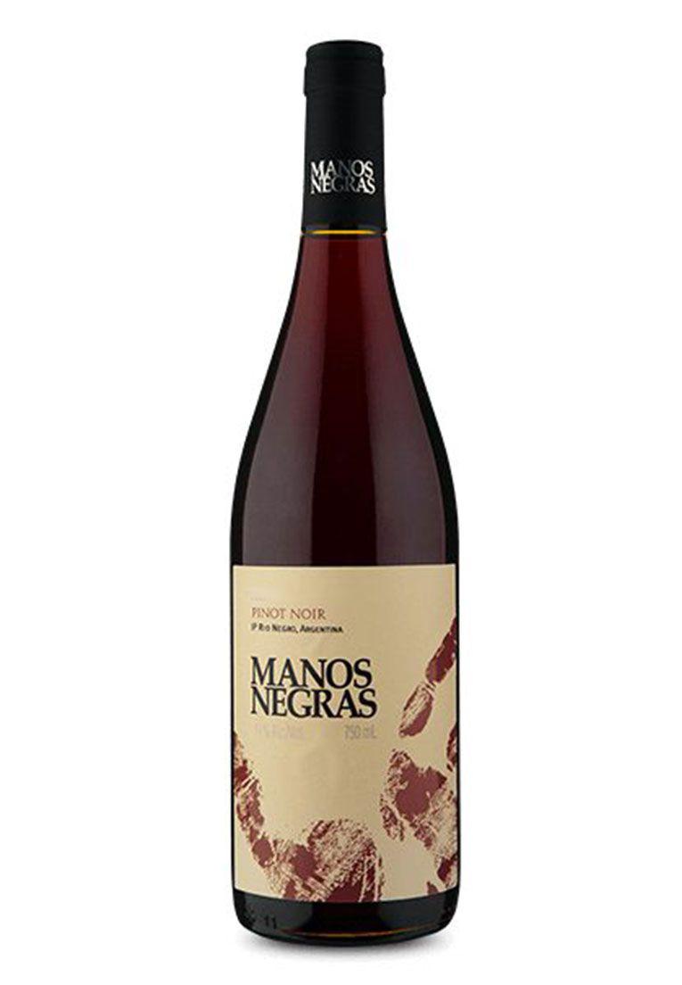 Manos Negras Pinot Noir 2018