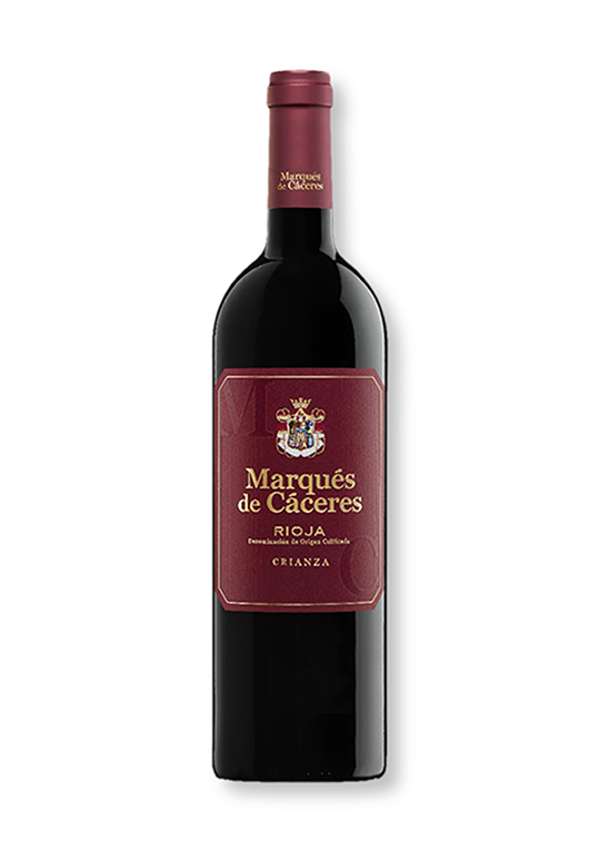 Marqués de Cáceres Rioja Crianza 2017