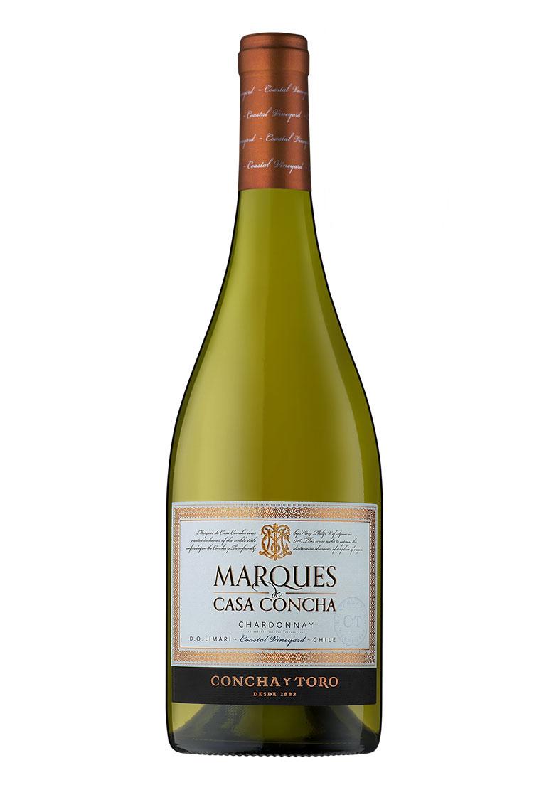 Marques de Casa Concha Chardonnay 2017