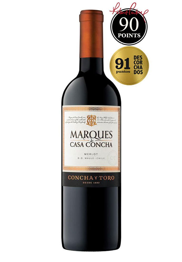 Marques de Casa Concha Merlot 2016