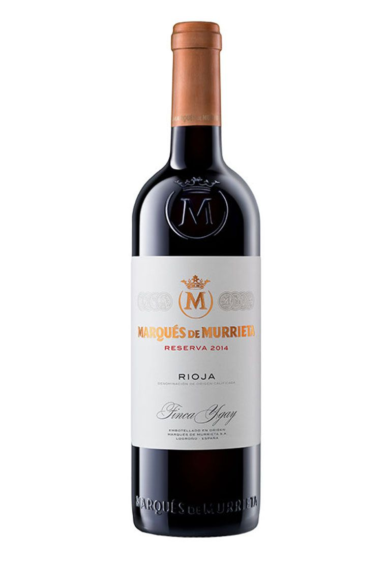 Marqués de Murrieta Reserva Rioja 750ml