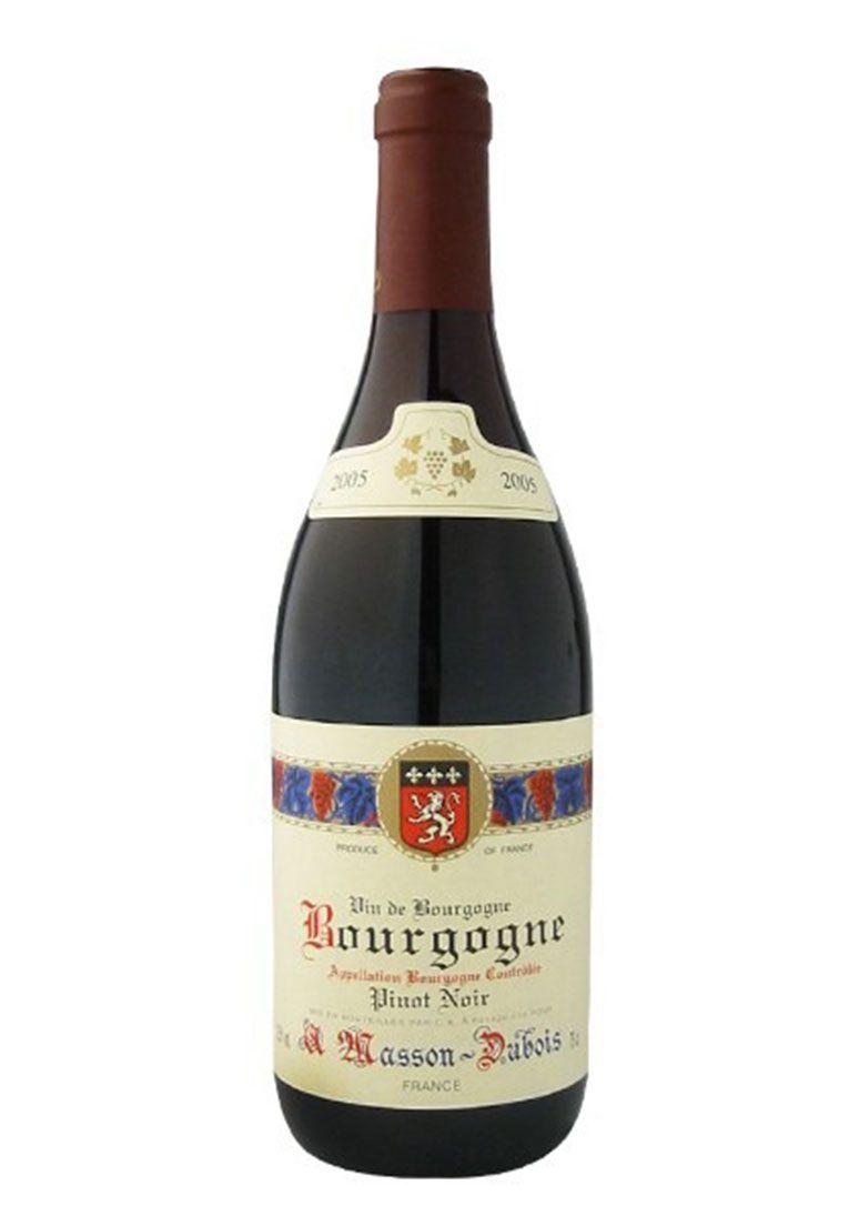 Masson Dubois Bourgogne Pinot Noir 750ml