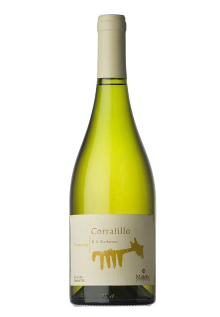 Matetic Corralillo Chardonnay 750ml