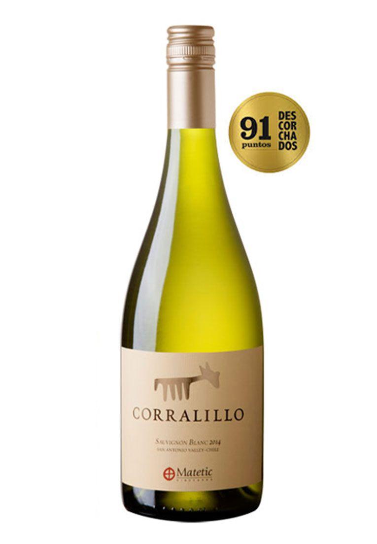 Matetic Corralillo Sauvignon Blanc 750ml