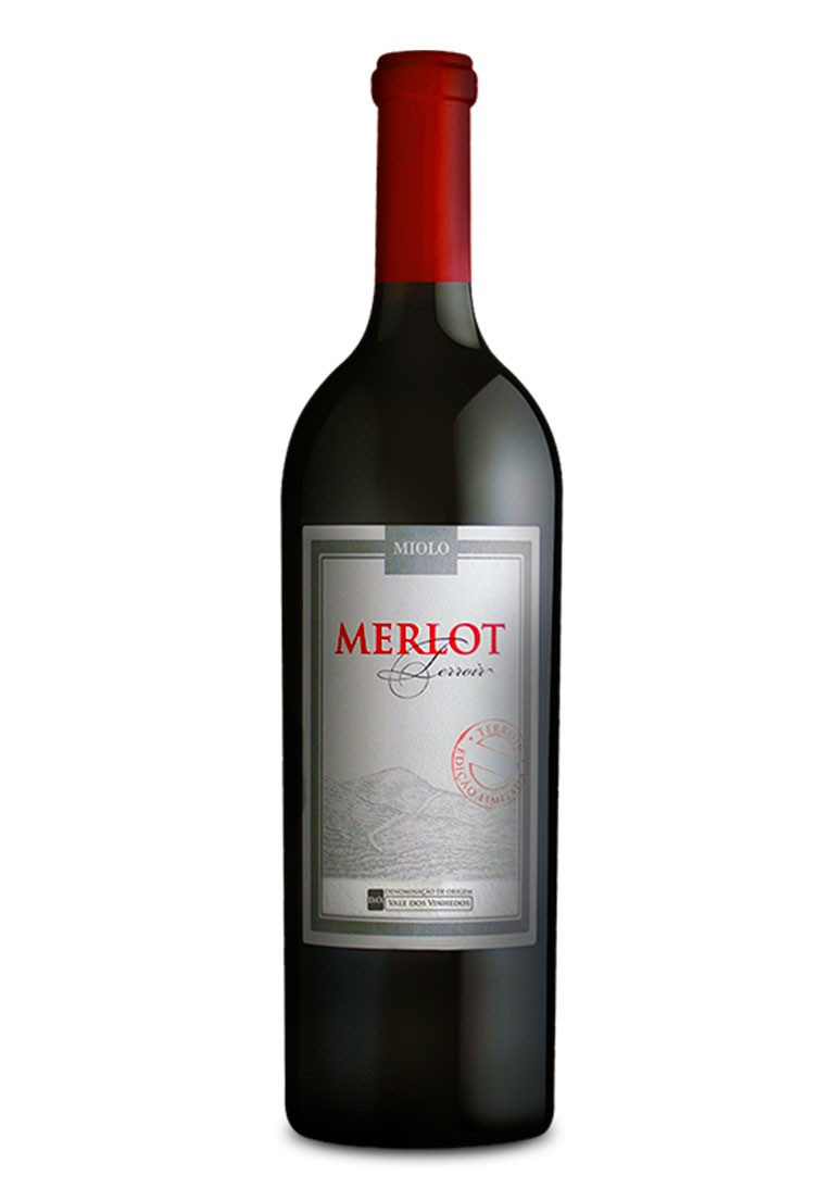 Miolo Merlot Terroir D.O.V.V. 2018 750ml