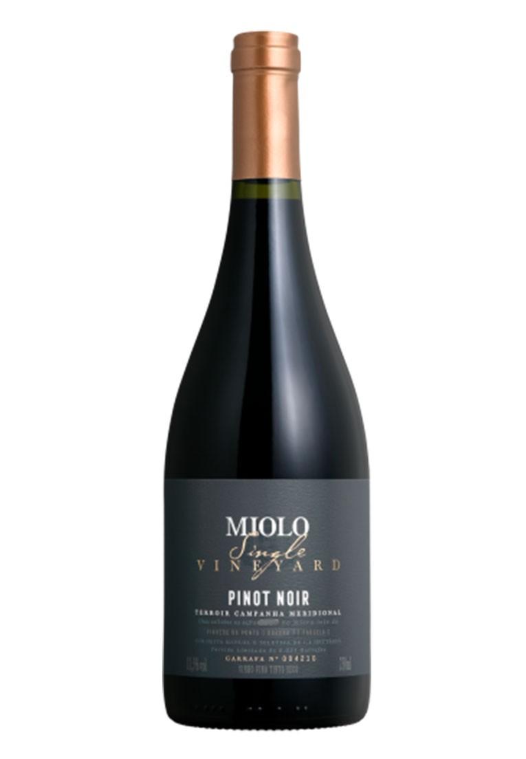 Miolo Pinot Noir Single Vineyard 2018
