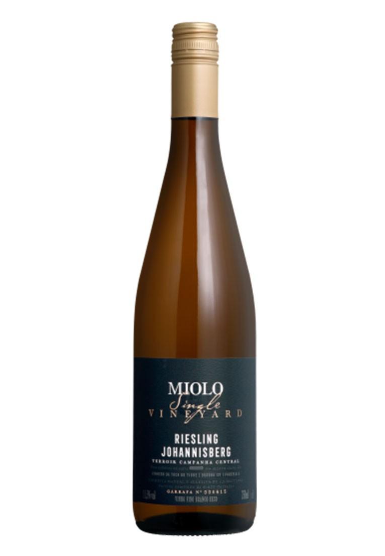 Miolo Riesling Johannisberg Single Vineyard 2019