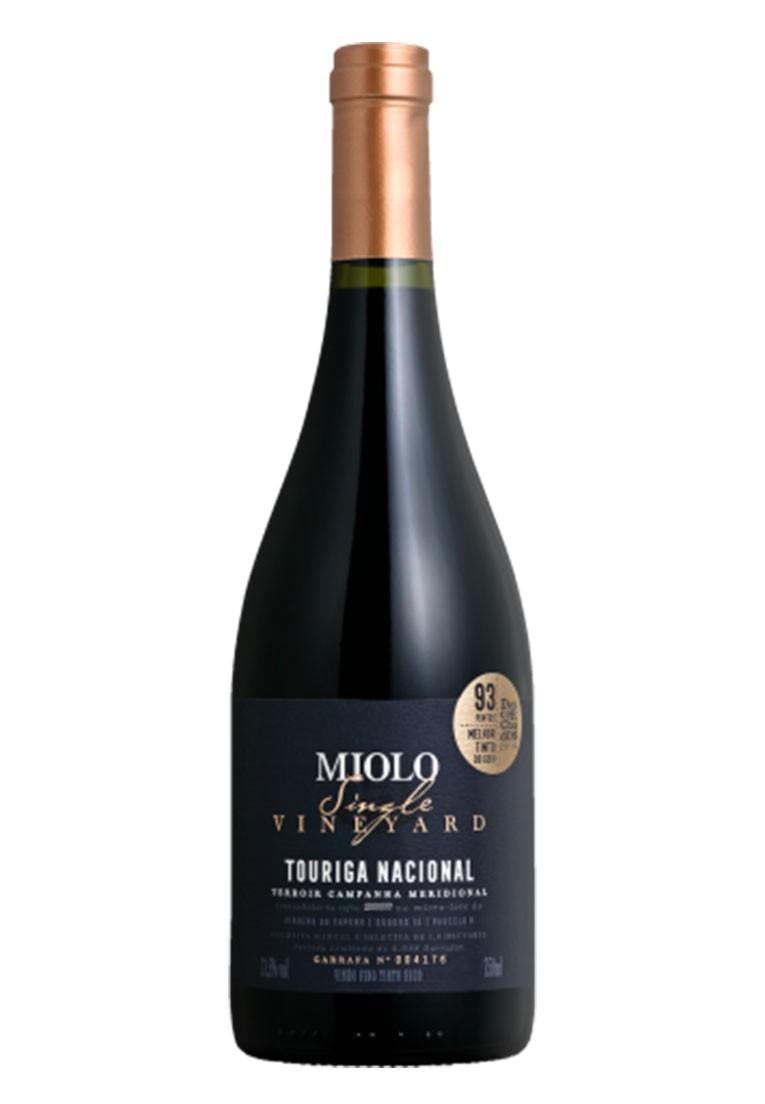 Miolo Touriga Nacional Single Vineyard 2019