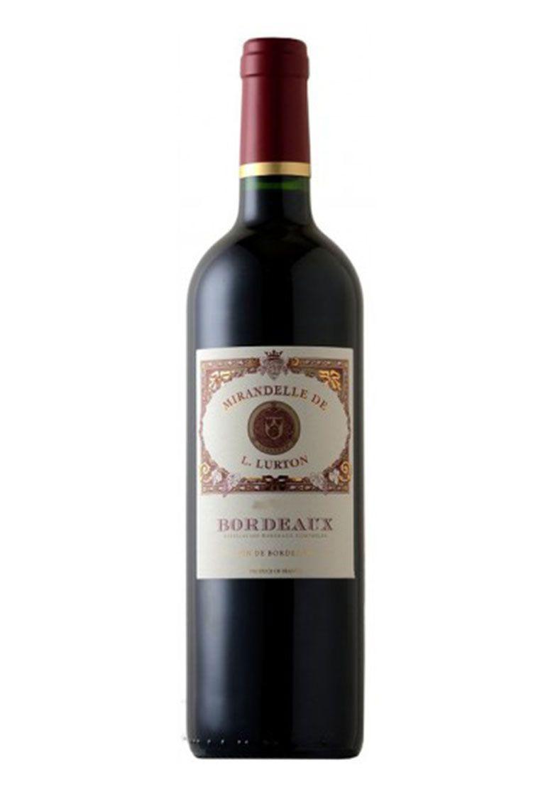 Mirandelle L. Lurton Bordeaux Rouge 750ml