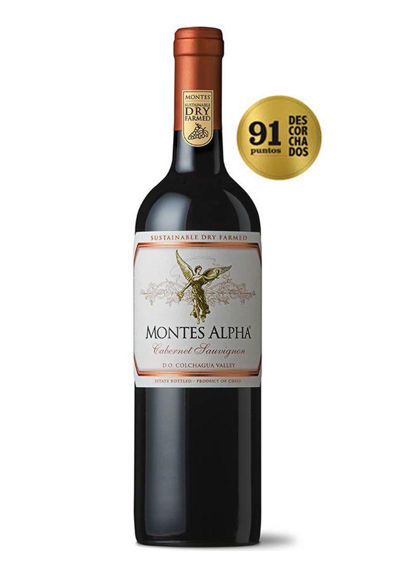 Montes Alpha Cabernet Sauvignon 750ml