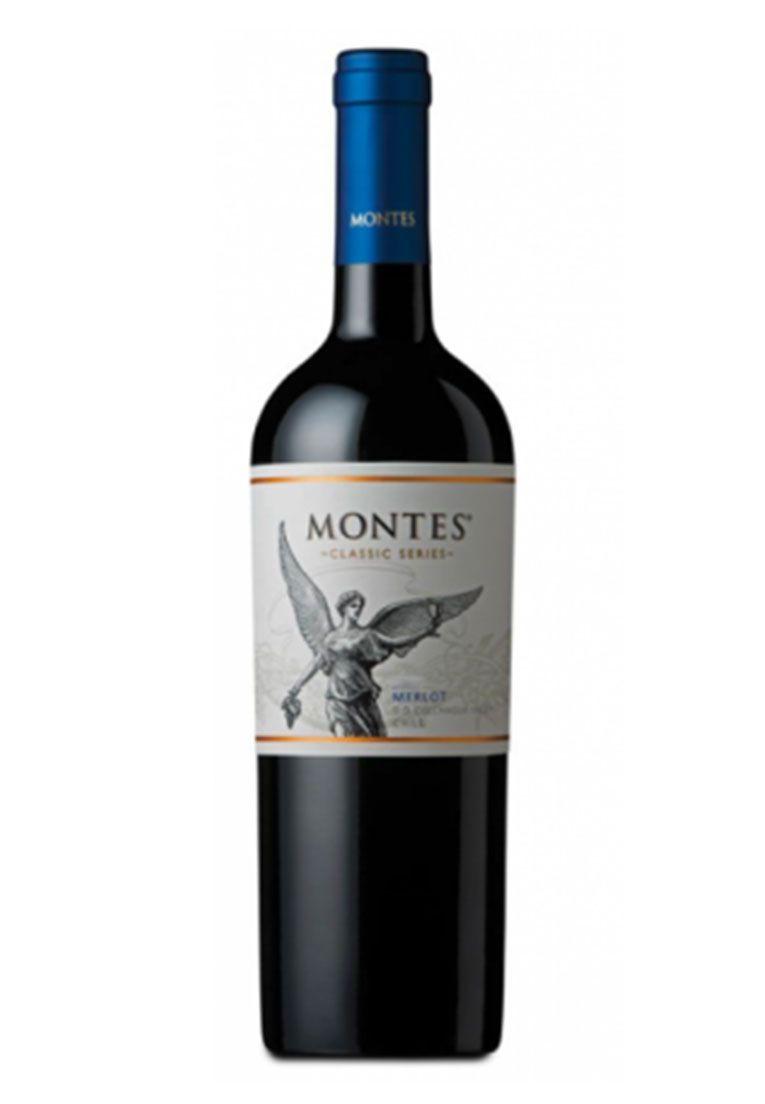Montes Reserva Merlot 2018