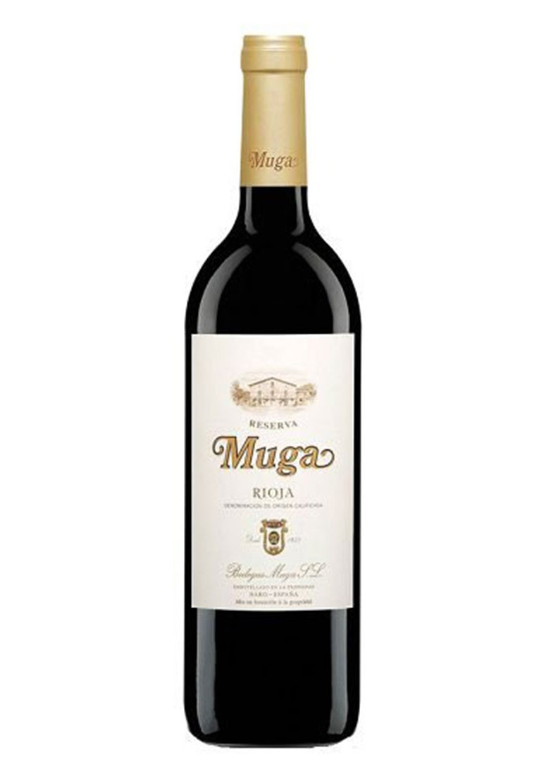 Muga Rioja Reserva DOCa 2016