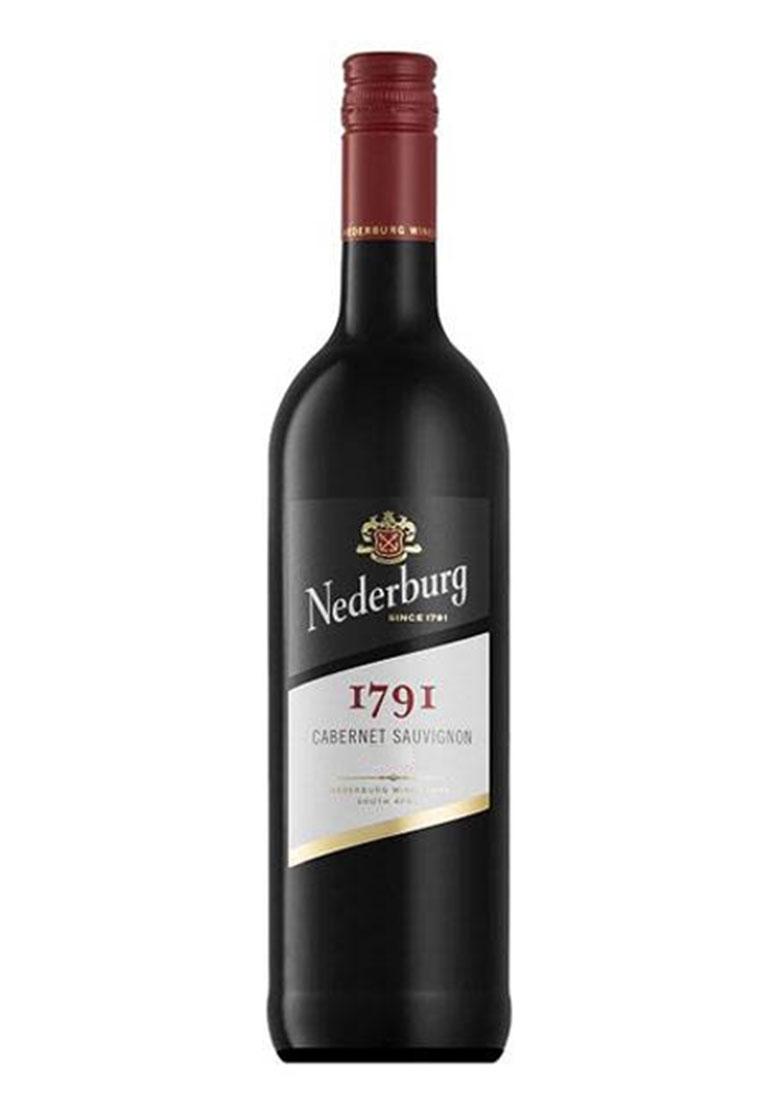 Nederburg 1791 Cabernet Sauvignon 2019