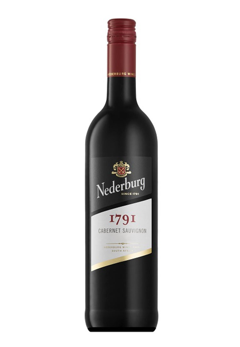 Nederburg 1791 Shiraz 2018