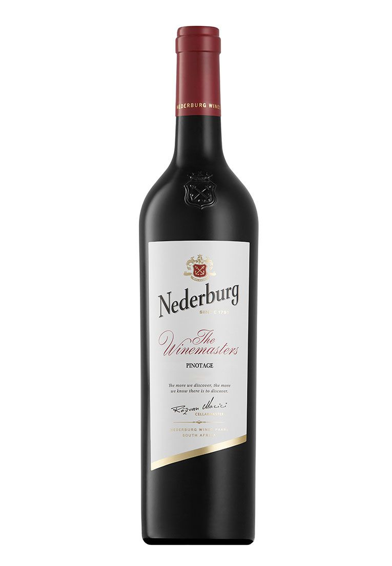 Nederburg Winemaster's Pinotage 750ml