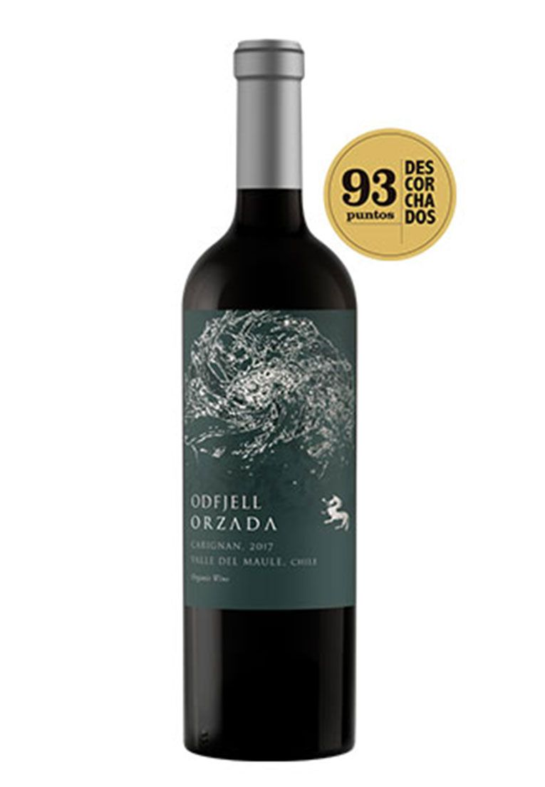 "Odfjell Orzada Carignan ""Orgânico"" 750ml"