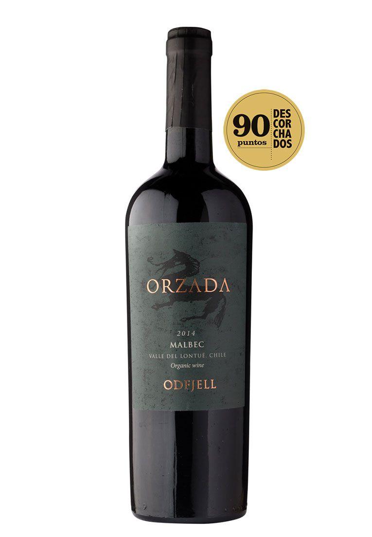 "Odfjell Orzada Malbec ""Orgânico"" 750ml"