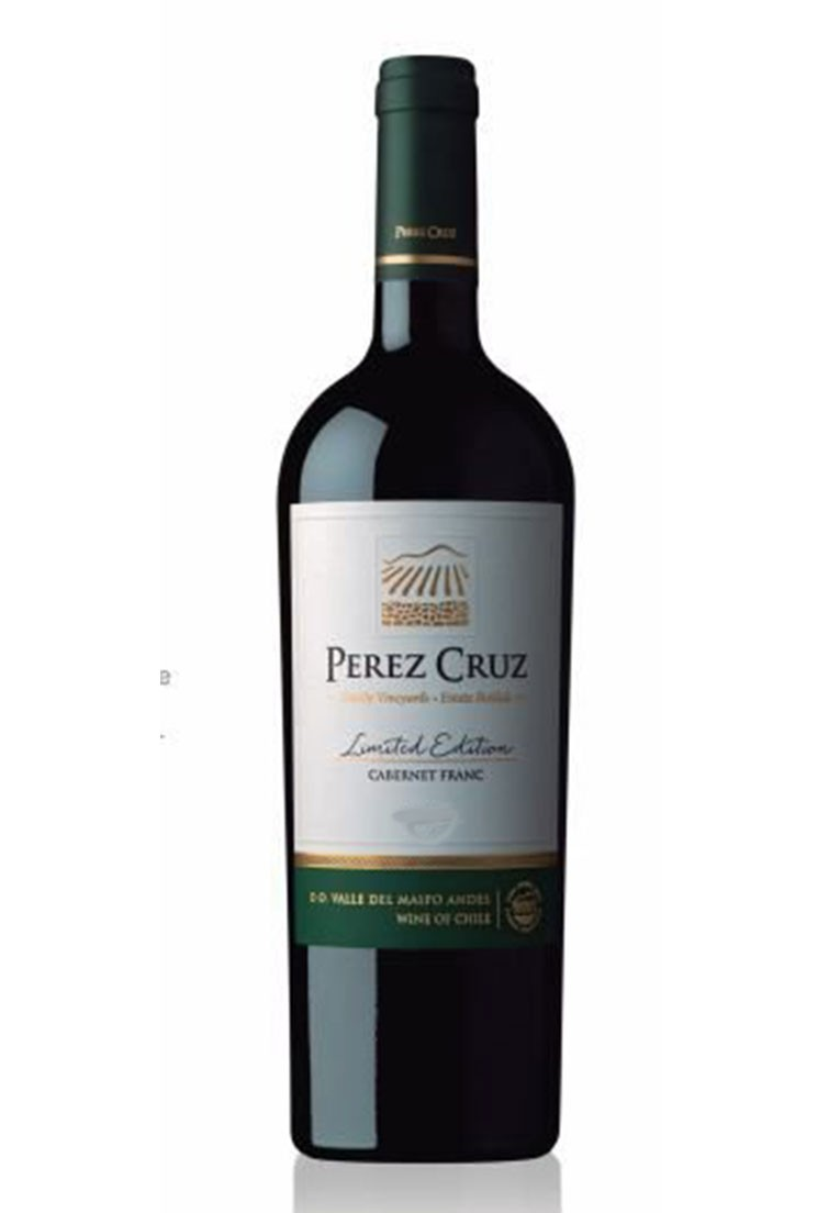 Perez Cruz Limited Edition Cabernet Franc 2018