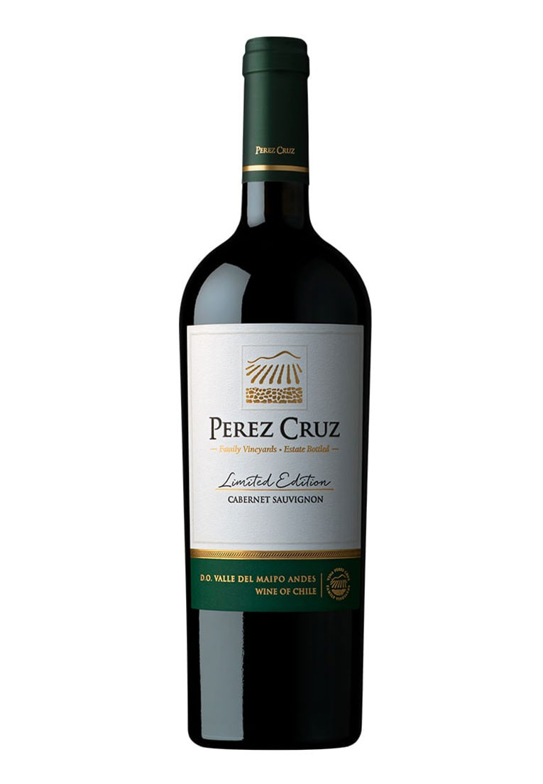 Perez Cruz Limited Edition Cabernet Sauvignon 2018