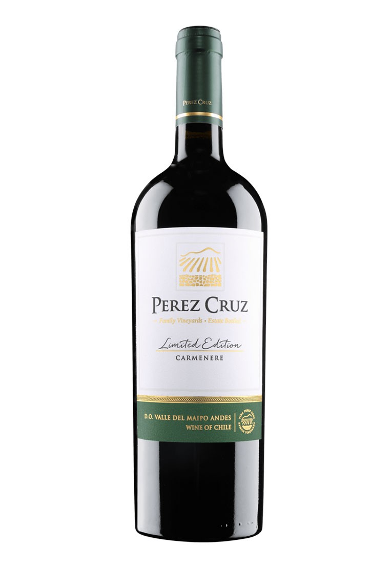 Perez Cruz Limited Edition Carmenere 2018