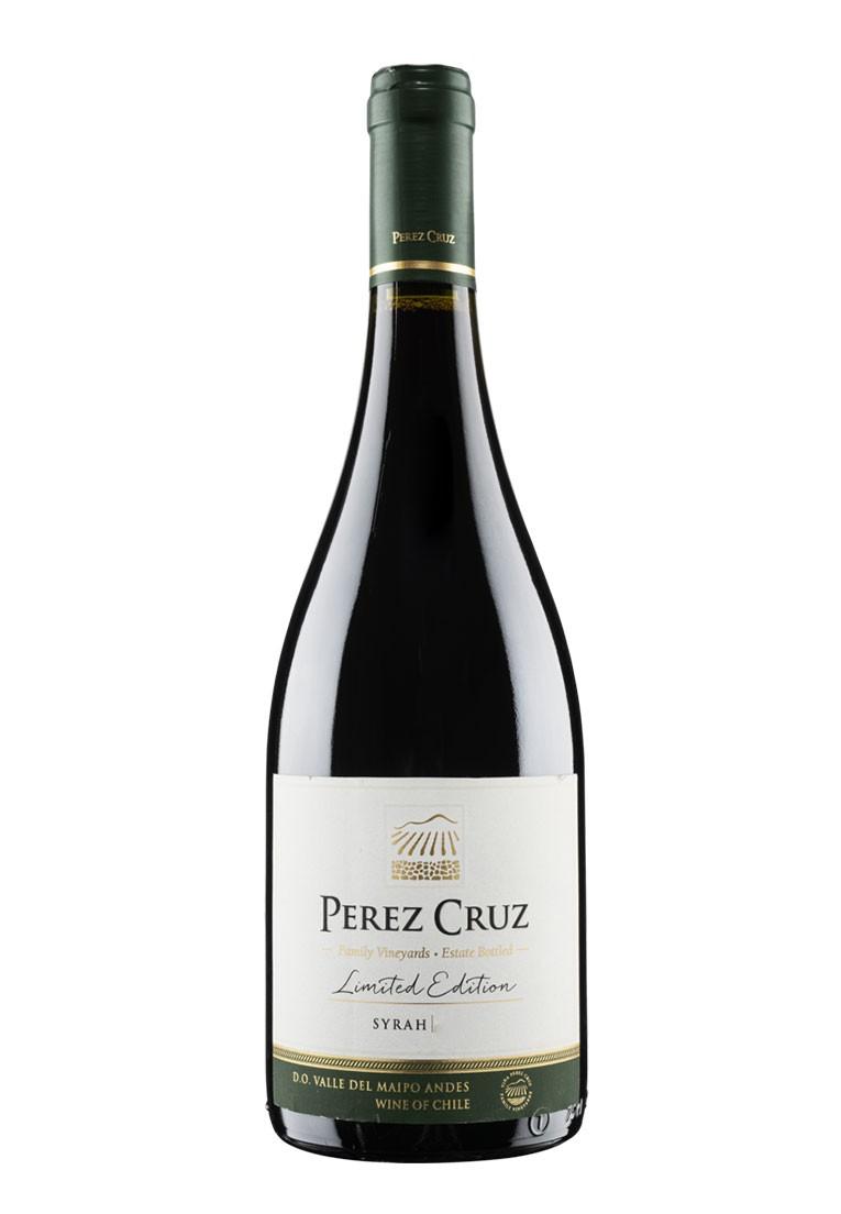 Perez Cruz Limited Edition Syrah 2018