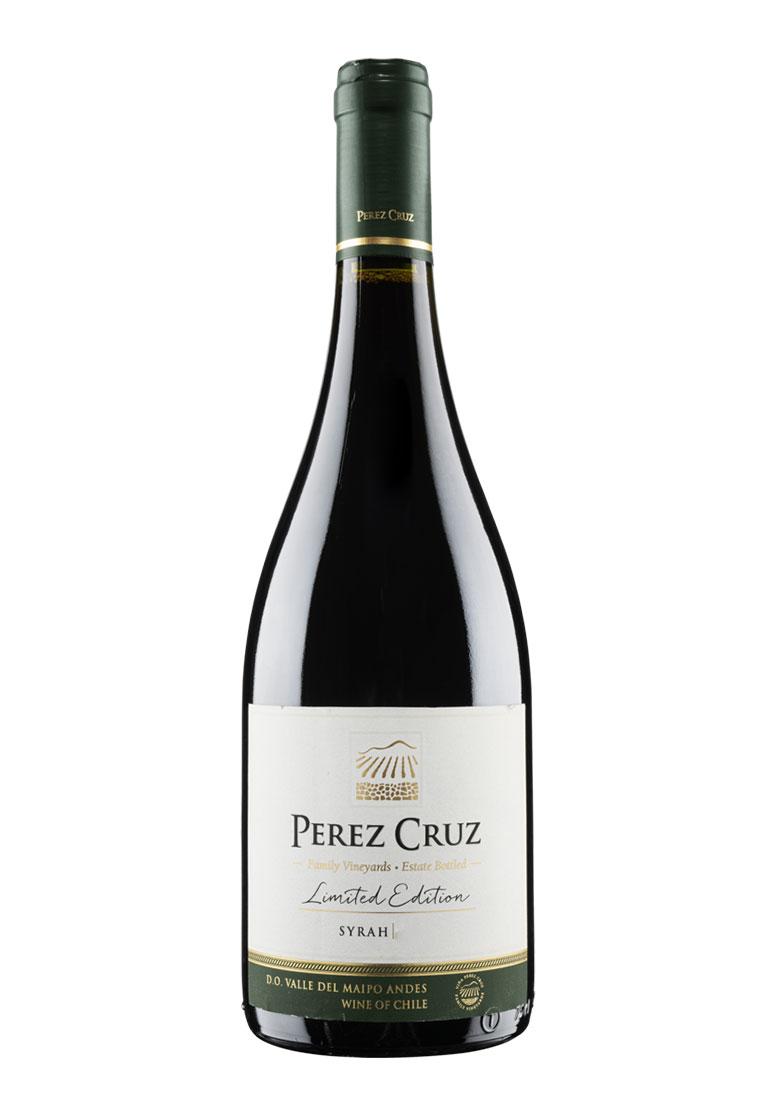 Perez Cruz Limited Edition Syrah 2019