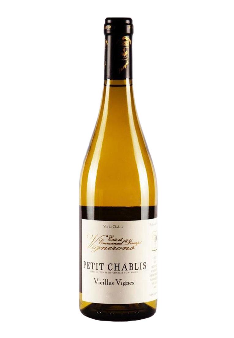 Petit Chablis Vieilles Vignes Domaine Dampt 2018