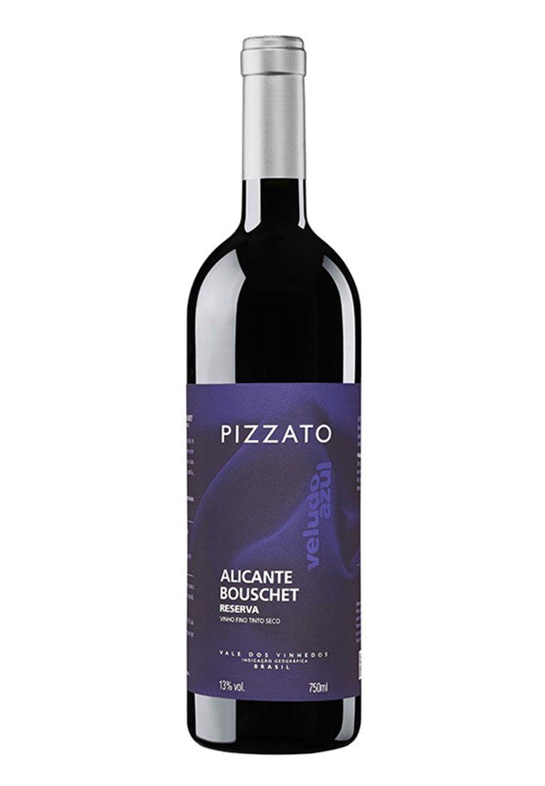 Pizzato Veludo Azul Alicante Bouschet Reserva 750ml