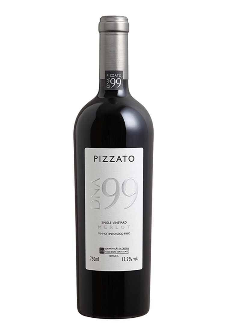Pizzato DNA 99 Single Vineyard Merlot D.O.V.V. 2015
