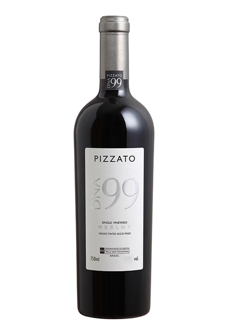 Pizzato DNA 99 Single Vineyard Merlot D.O.V.V. 2018