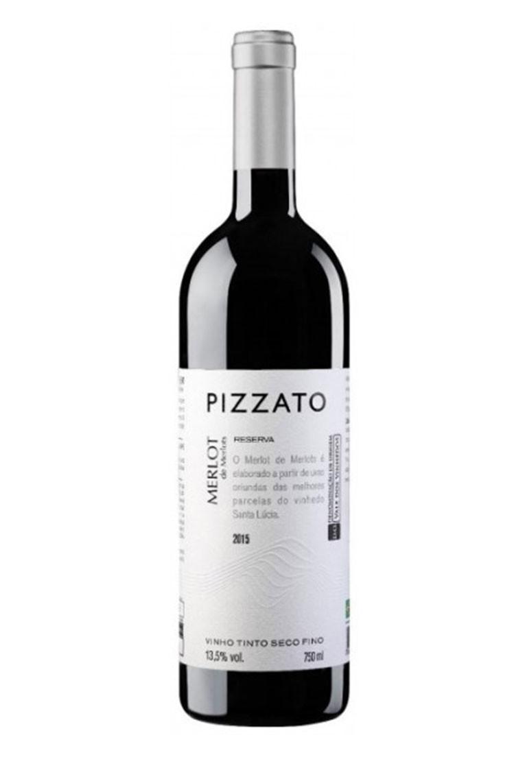 Pizzato Merlot Reserva D.O.V.V. 2018