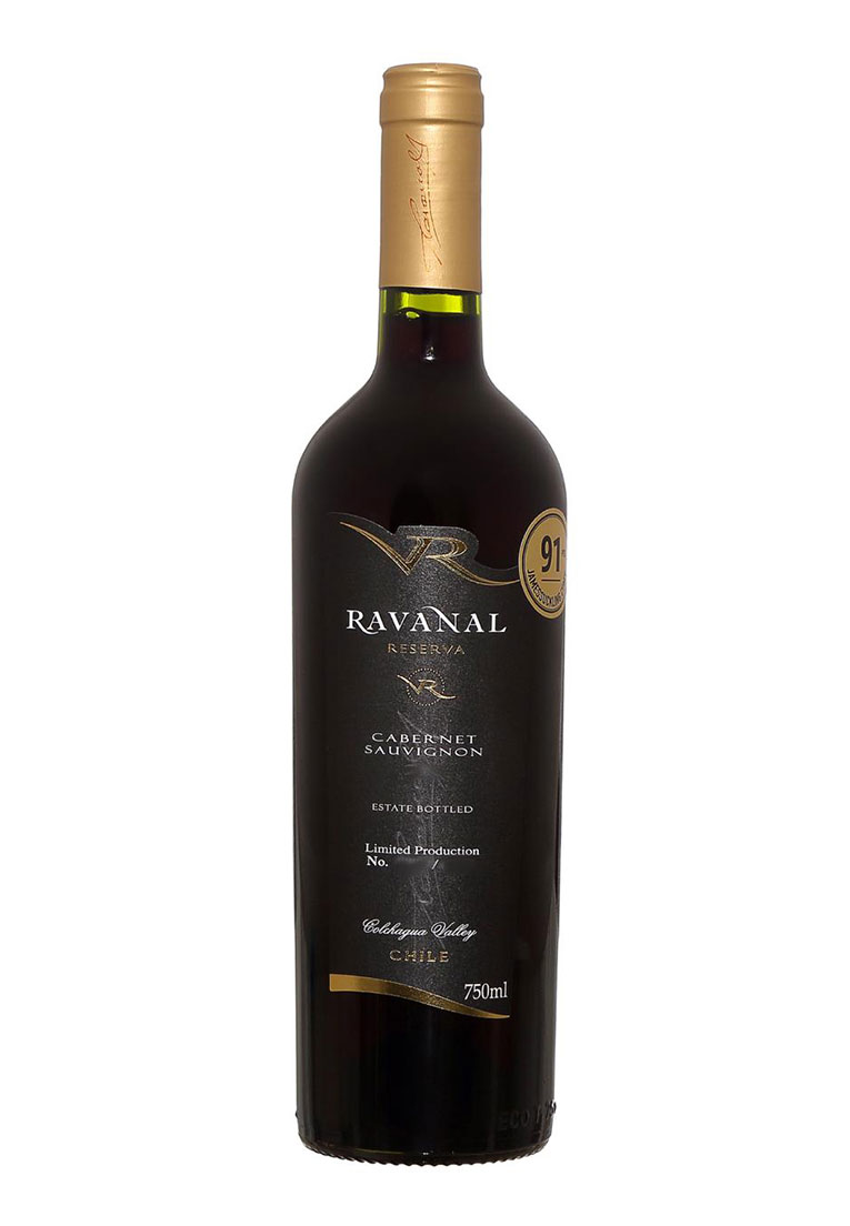 Ravanal Reserva Cabernet Sauvignon Limited 2016