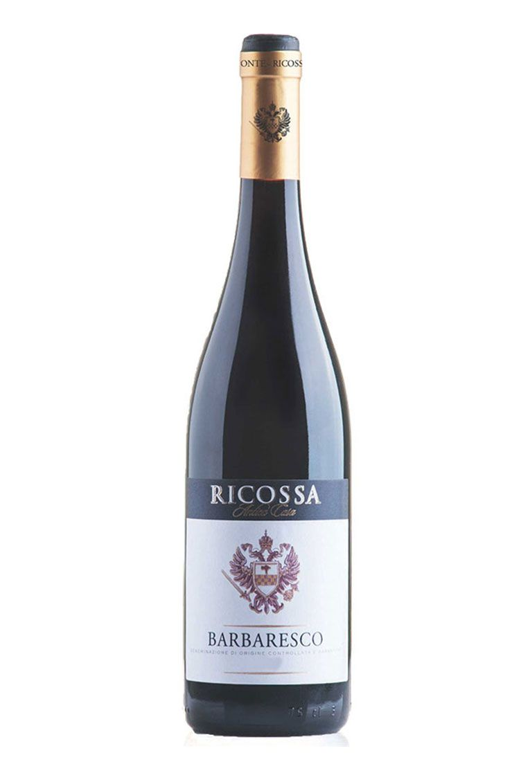 Ricossa Barbaresco DOCG 750ml
