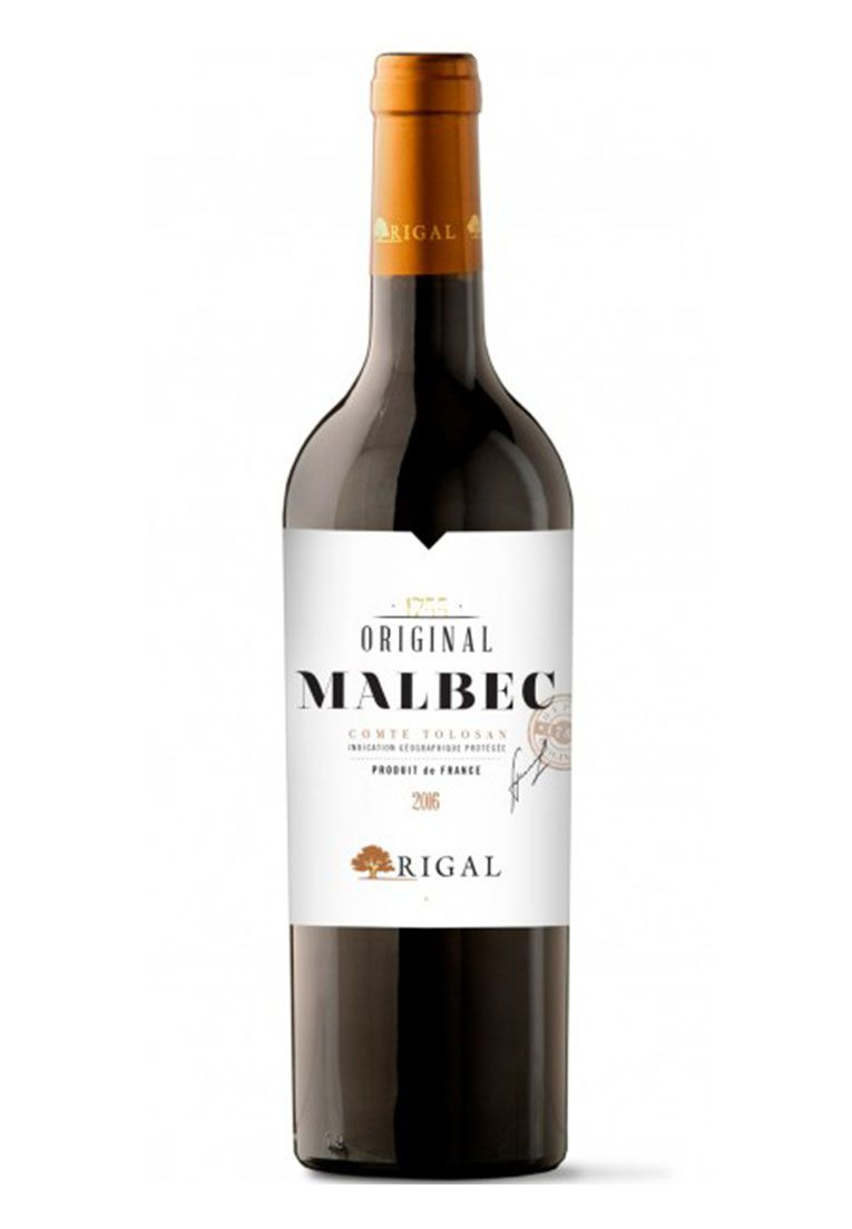 Rigal The Original Malbec 750ml