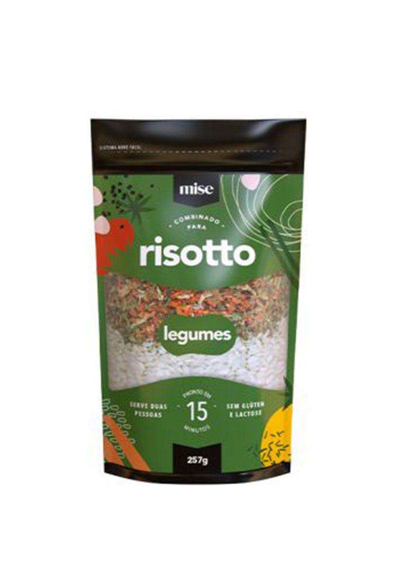 Risotto de Legumes Mise 257g
