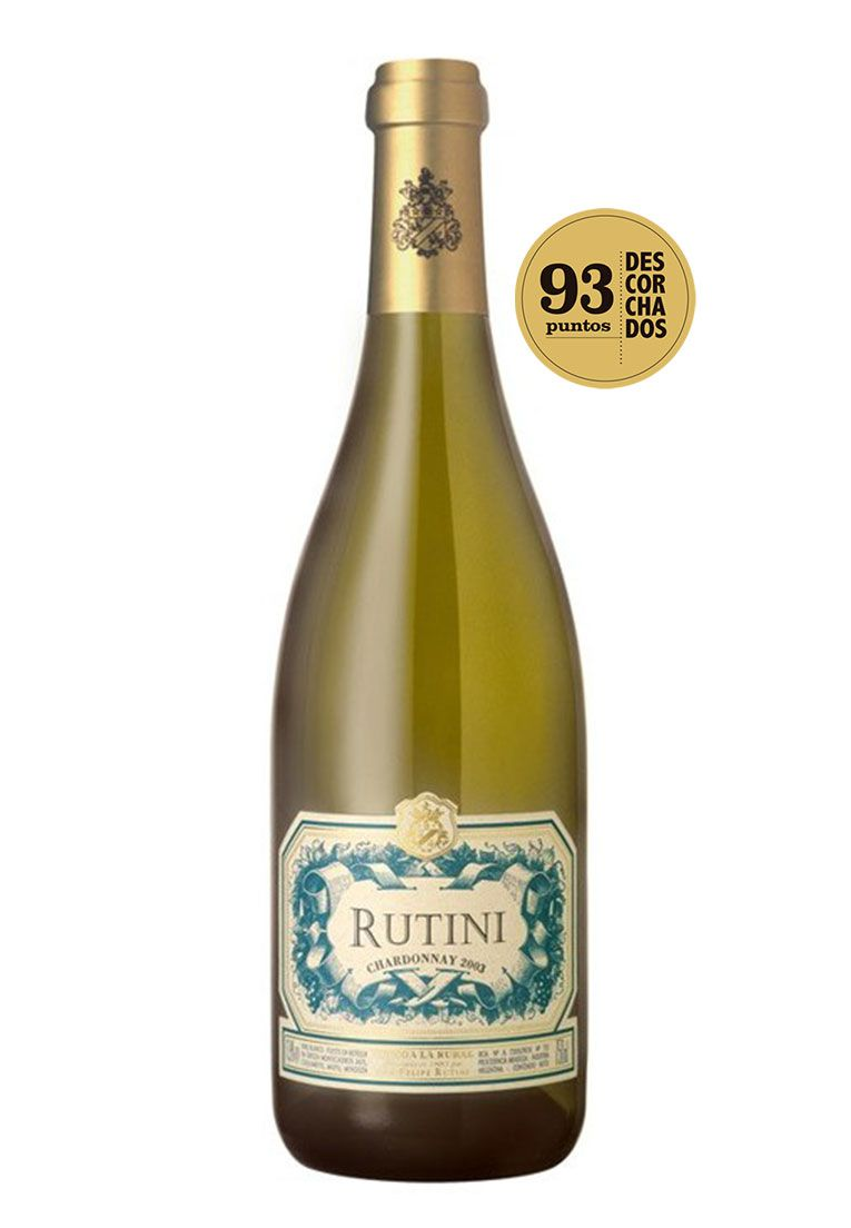 Rutini Chardonnay 2018