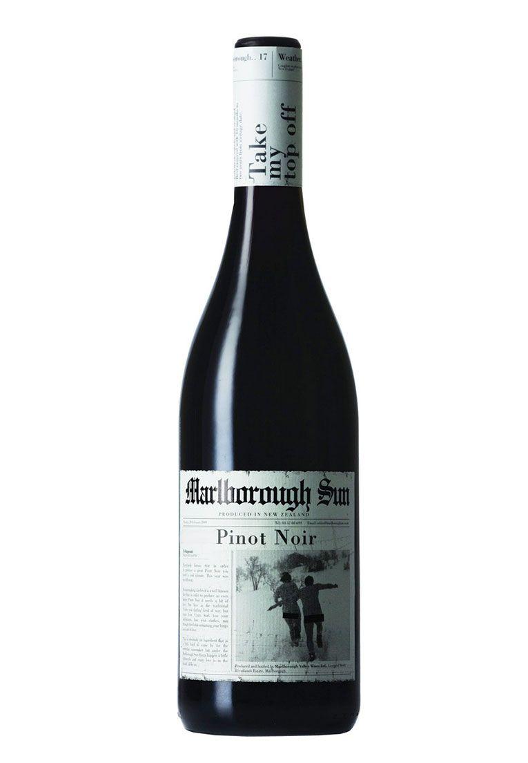 Saint Clair Marlborough Sun Pinot Noir 750ml