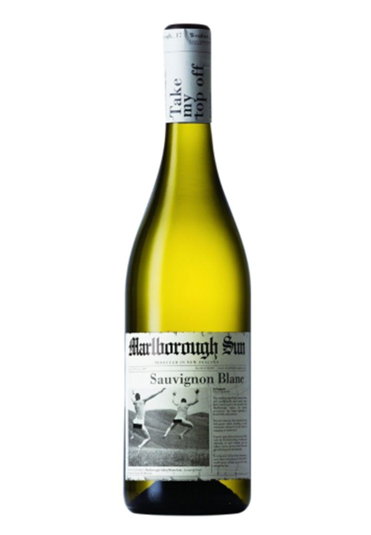 Saint Clair Marlborough Sun Sauvignon Blanc 750ml