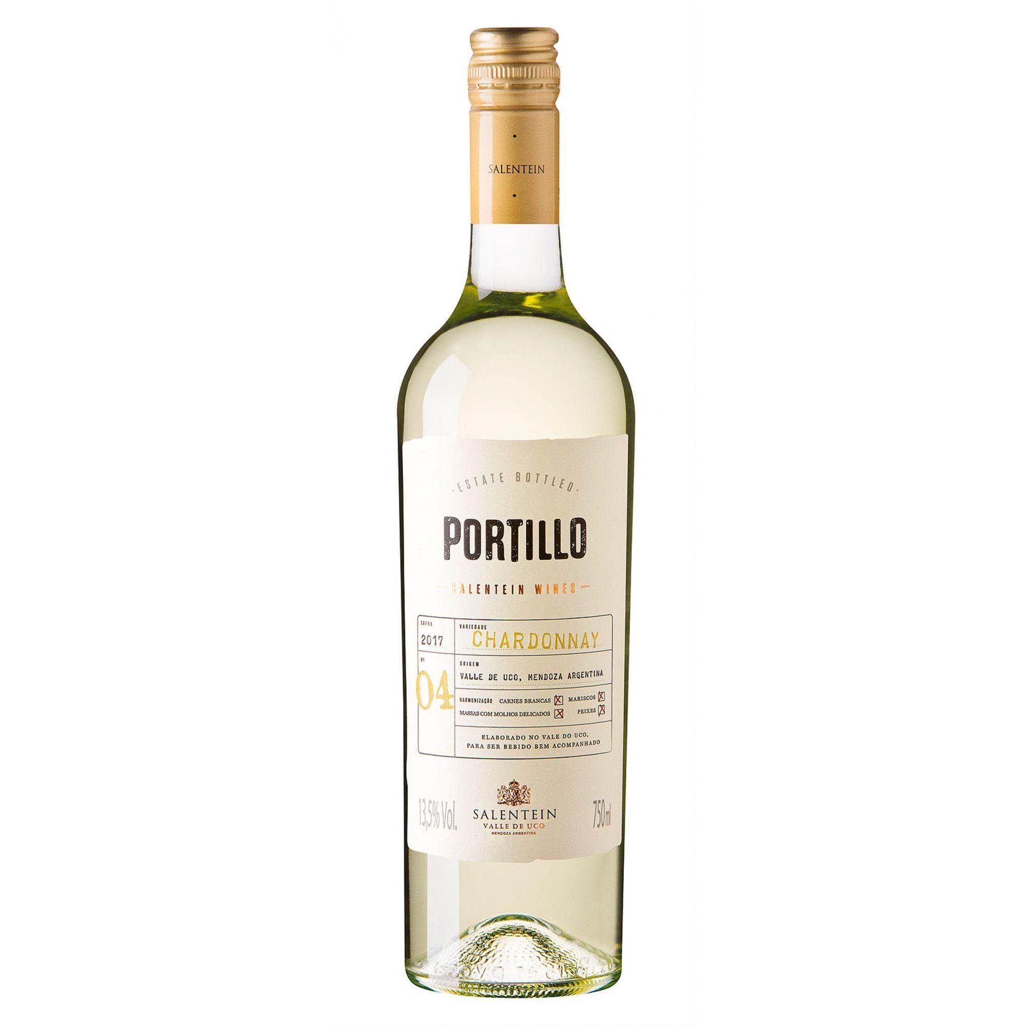Salentein Portillo Chardonnay 750ml