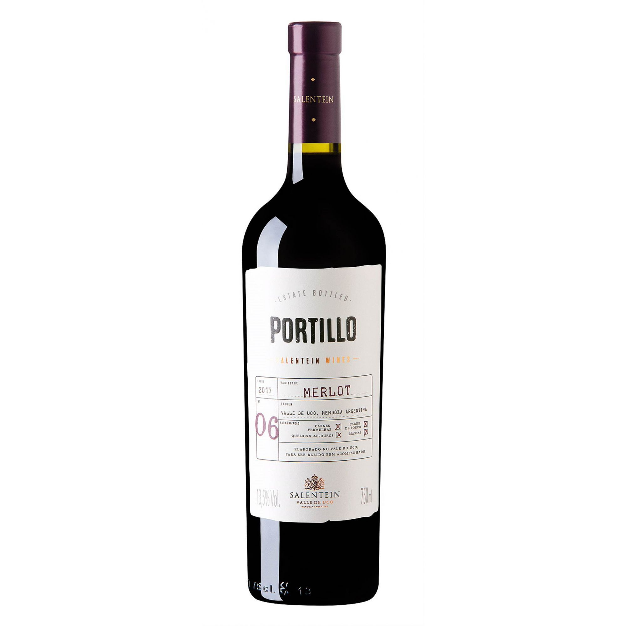 Salentein Portillo Merlot 750ml