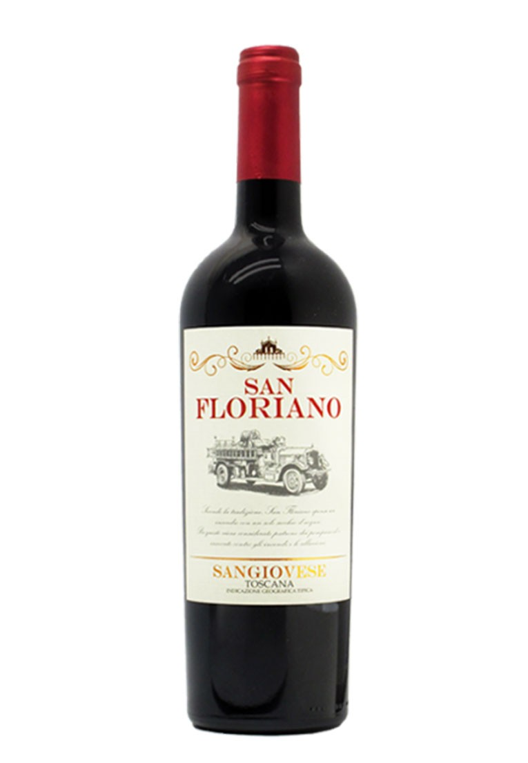 San Floriano Sangiovese Toscana IGT 2016