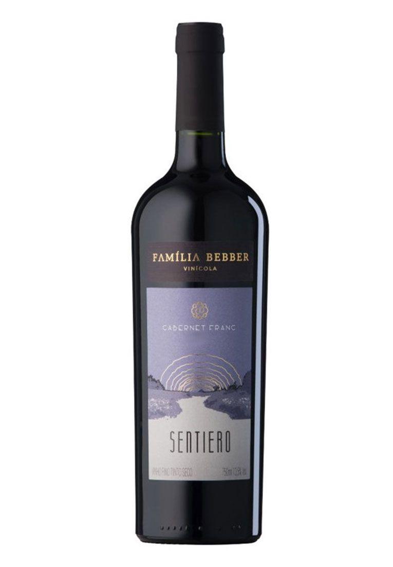 Família Bebber Sentiero Cabernet Franc 2017