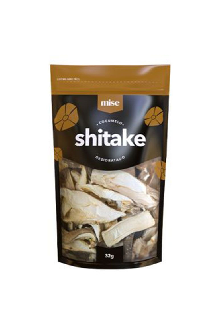 Shitake Seco Mise 32g
