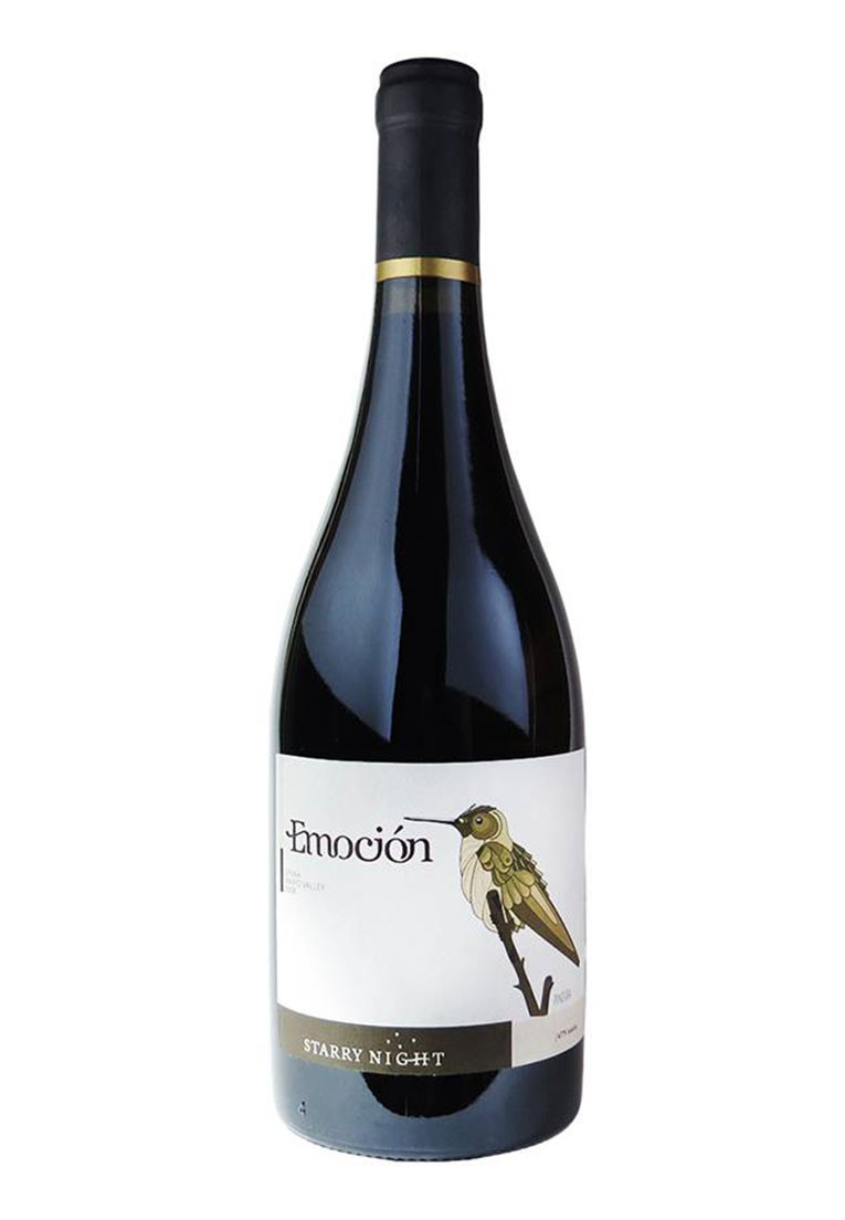 Starry Night Emoción Syrah 2015
