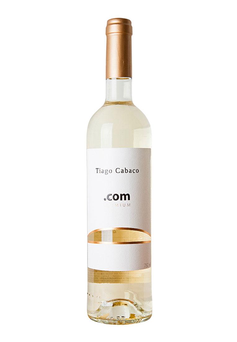Tiago Cabaço .Com Premium Branco 2019
