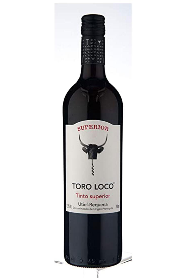 Toro Loco Tinto Superior 2018