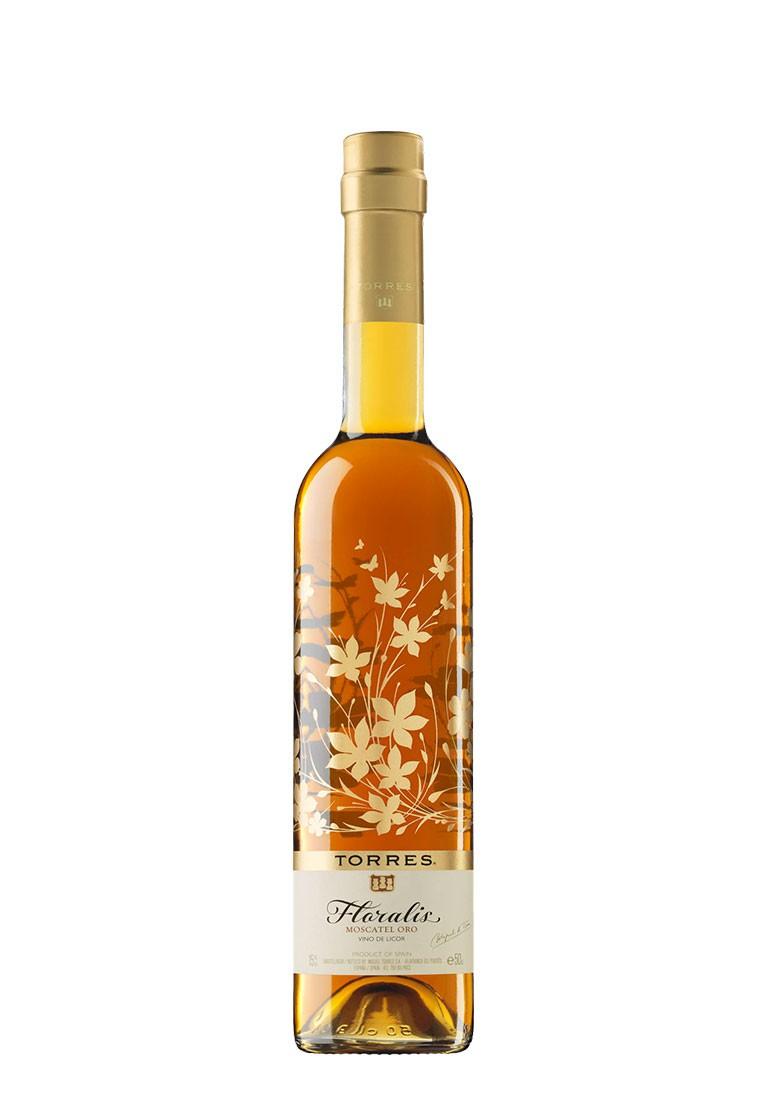 Torres Floralis Moscatel Oro 500ml